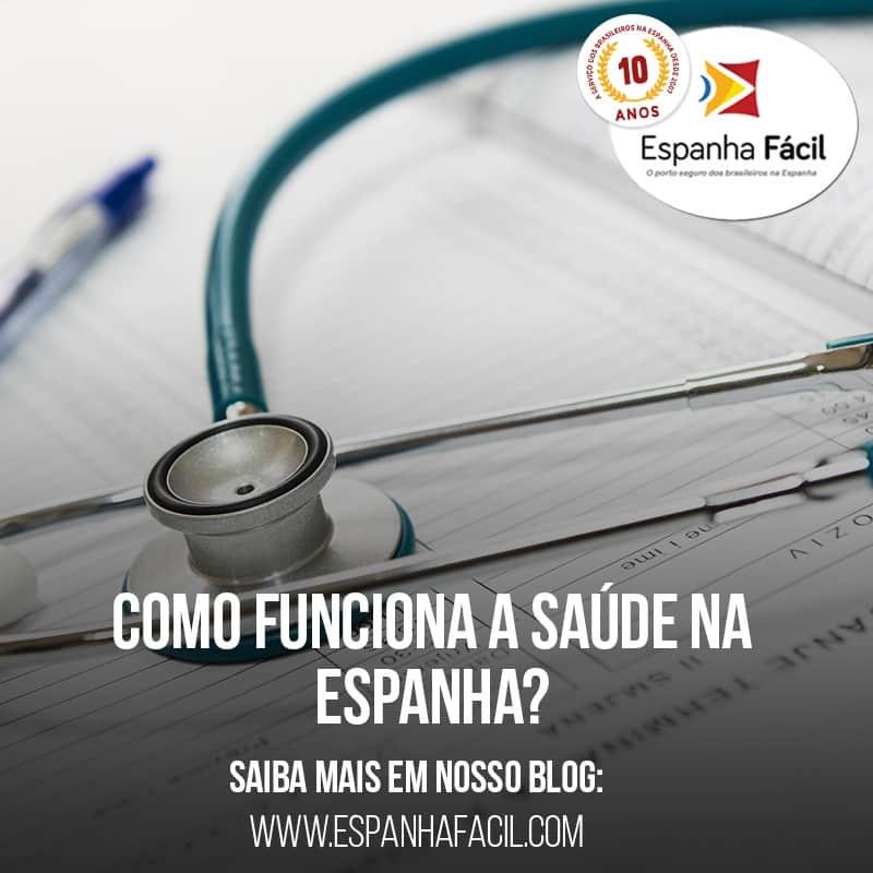 Como funciona a saúde na Espanha